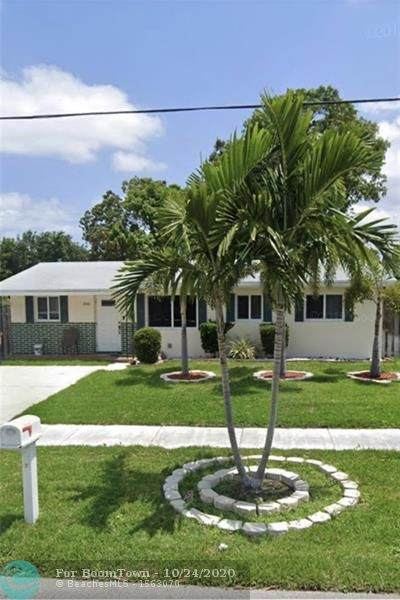 5310 NE 9th Ave, Deerfield Beach, FL 33064 (#F10255463) :: Posh Properties