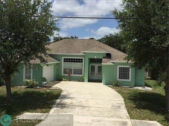 2516 SW Edgarce St, Port Saint Lucie, FL 34953 (#F10255529) :: Ryan Jennings Group