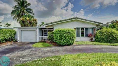 2031 NE 27th Ct, Lighthouse Point, FL 33064 (MLS #F10255622) :: Castelli Real Estate Services