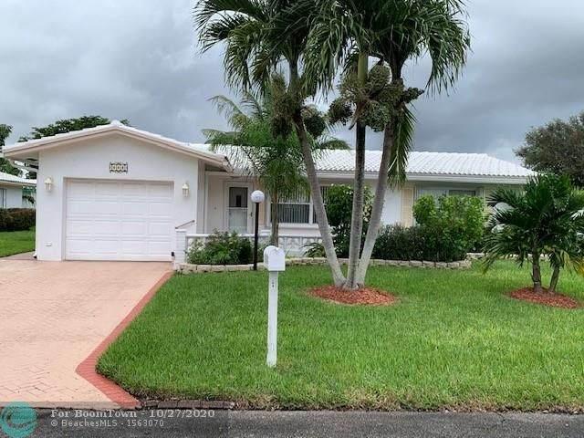 1441 NW 85th Ter, Plantation, FL 33322 (MLS #F10255770) :: Dalton Wade Real Estate Group