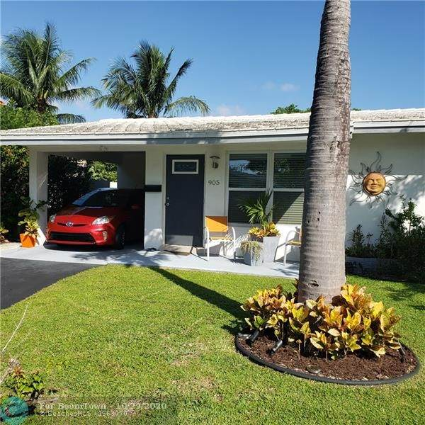 905 NE 29th Dr, Wilton Manors, FL 33334 (#F10256224) :: Realty One Group ENGAGE