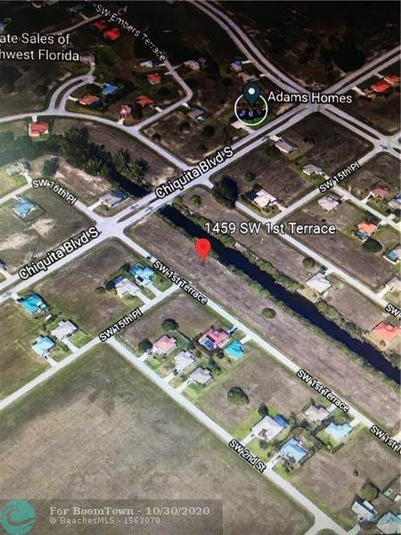 1459 SW 1st Ter, Other City - In The State Of Florida, FL 33991 (MLS #F10256318) :: Berkshire Hathaway HomeServices EWM Realty