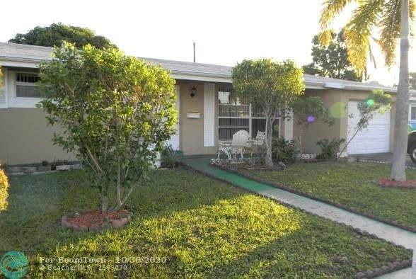 8414 NW 26th St, Sunrise, FL 33322 (MLS #F10256333) :: Berkshire Hathaway HomeServices EWM Realty