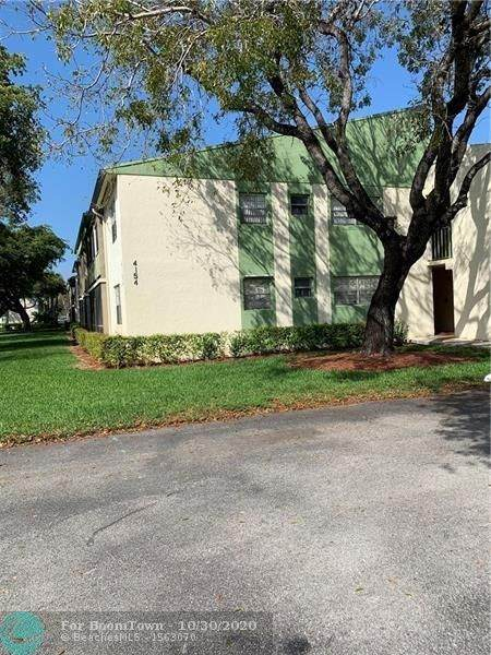 4154 NW 90th Ave #102, Coral Springs, FL 33065 (MLS #F10256442) :: United Realty Group