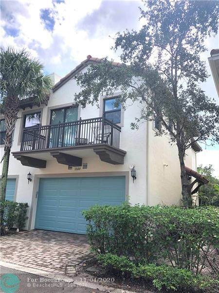 12680 NW 32nd Ct #12680, Sunrise, FL 33323 (#F10256674) :: Posh Properties