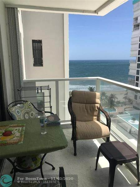 1000 S Ocean Blvd 10 E, Pompano Beach, FL 33062 (MLS #F10256911) :: Green Realty Properties