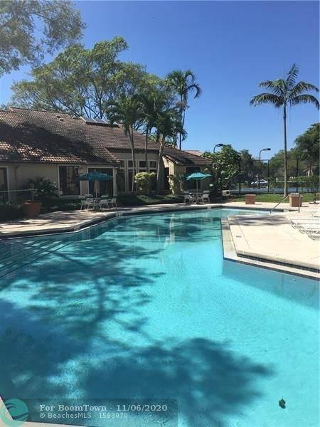 4221 W Mcnab Rd #32, Pompano Beach, FL 33069 (#F10257483) :: Posh Properties