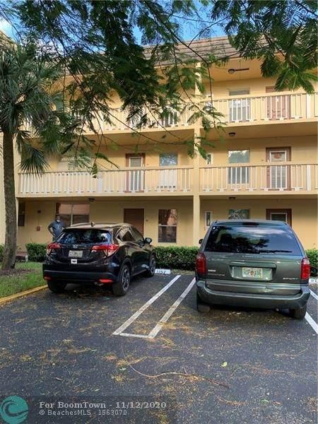 6161 NW 57th Ct #102, Tamarac, FL 33319 (#F10257514) :: Posh Properties