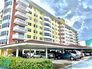 2500 NE 48th Ln #410, Fort Lauderdale, FL 33308 (MLS #F10257843) :: Castelli Real Estate Services