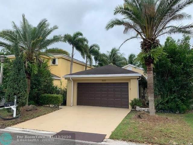 3630 NW 20th St, Coconut Creek, FL 33066 (MLS #F10258449) :: Castelli Real Estate Services