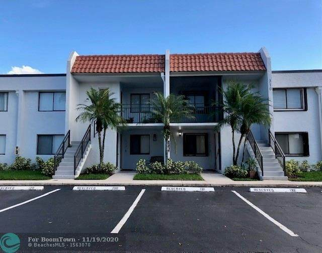 310 Racquet Club Rd #203, Weston, FL 33326 (MLS #F10259223) :: United Realty Group