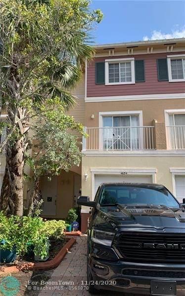 4634 SW 75th Way #4634, Davie, FL 33314 (MLS #F10259227) :: GK Realty Group LLC