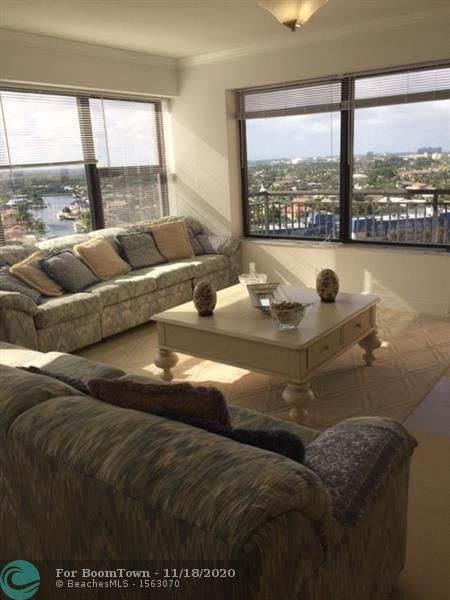 3800 Galt Ocean Drive #1515, Fort Lauderdale, FL 33308 (MLS #F10259236) :: Castelli Real Estate Services