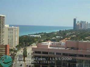 1985 S Ocean Dr 20N, Hallandale, FL 33009 (MLS #F10259340) :: United Realty Group