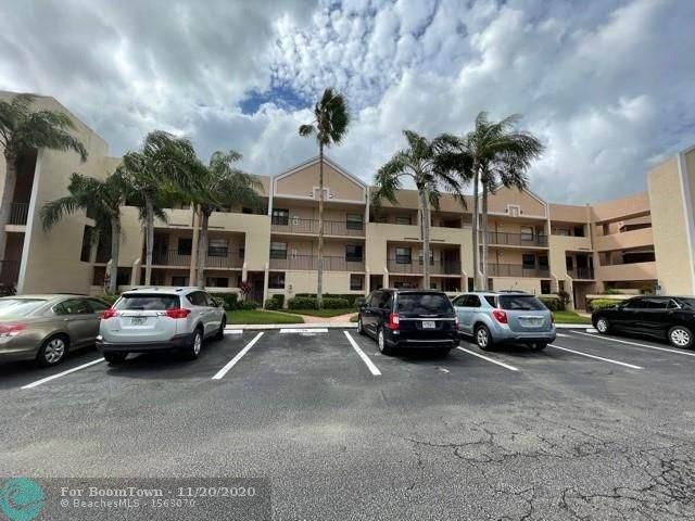 7477 Fairfax Dr #311, Tamarac, FL 33321 (#F10259607) :: Posh Properties