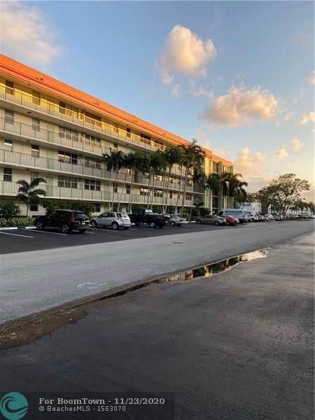 5300 NE 24th Ter 210C, Fort Lauderdale, FL 33308 (MLS #F10259904) :: Berkshire Hathaway HomeServices EWM Realty