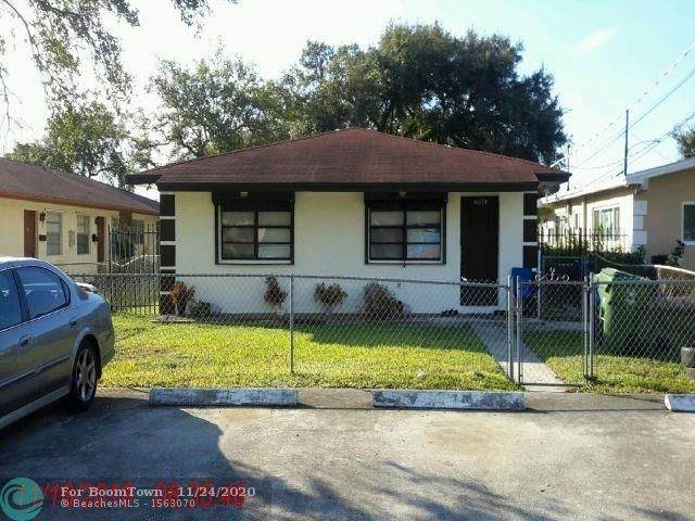 407 NW 7th Ct, Hallandale, FL 33009 (MLS #F10259997) :: United Realty Group