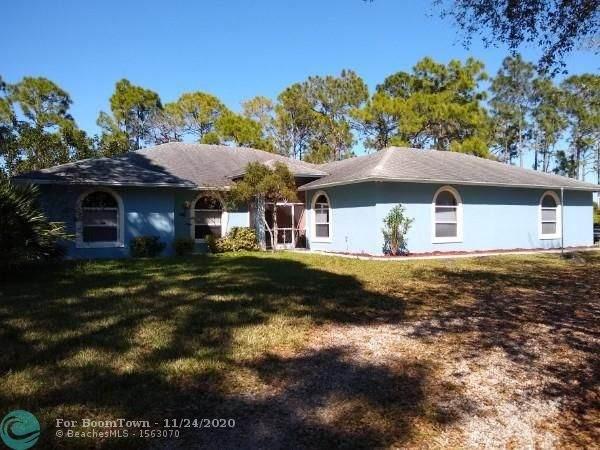 12781 80th Ln N, West Palm Beach, FL 33412 (MLS #F10260154) :: Dalton Wade Real Estate Group