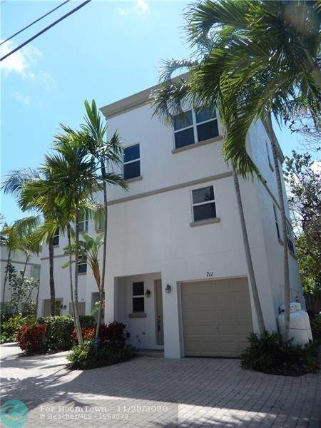 711 SW 4th Ave #711, Fort Lauderdale, FL 33315 (MLS #F10260191) :: Dalton Wade Real Estate Group