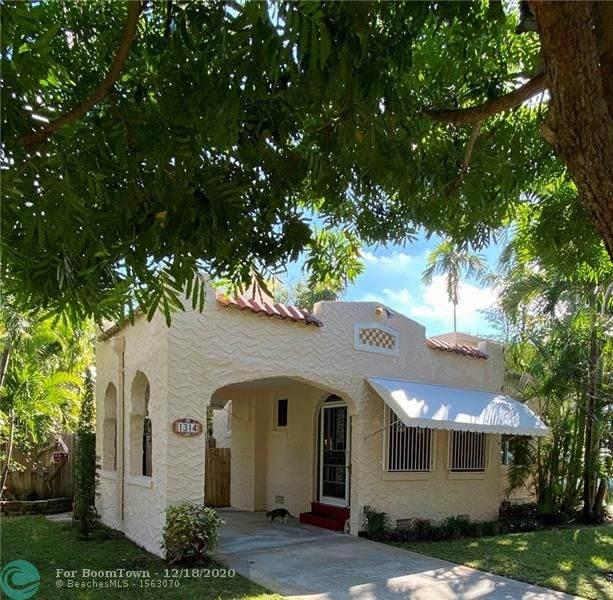 1314 SE 1st Ave, Fort Lauderdale, FL 33316 (#F10260215) :: Signature International Real Estate
