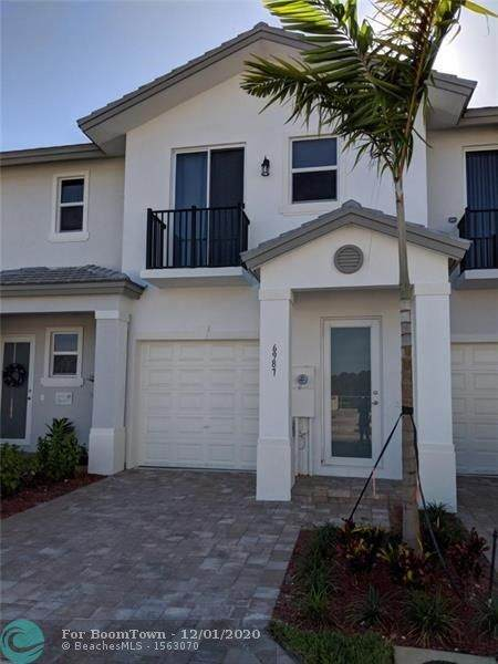 6987 Pines Cir #6987, Coconut Creek, FL 33073 (MLS #F10260769) :: United Realty Group