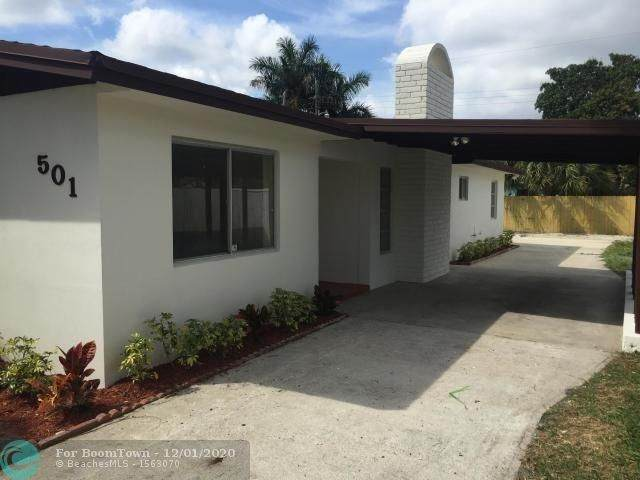501 Wright Dr, Lake Worth, FL 33461 (MLS #F10260809) :: Castelli Real Estate Services
