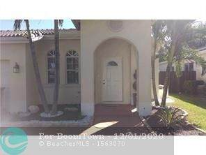 3822 NW 42nd Way, Coconut Creek, FL 33073 (MLS #F10260851) :: United Realty Group