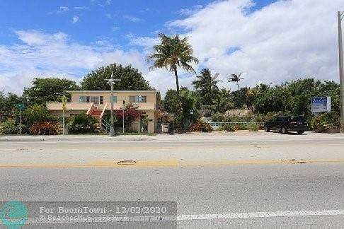 213 S Ocean Blvd, Pompano Beach, FL 33062 (MLS #F10261051) :: United Realty Group