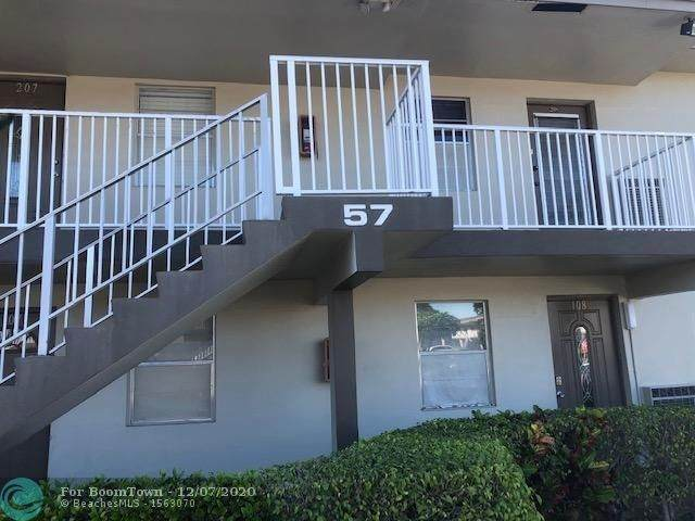 601 NW 79th Ave #207, Margate, FL 33063 (MLS #F10261722) :: Green Realty Properties