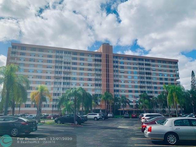3850 Washington St #406, Hollywood, FL 33021 (#F10261743) :: Ryan Jennings Group
