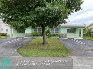 4110 NW 79th Ave, Coral Springs, FL 33065 (MLS #F10262038) :: The Jack Coden Group