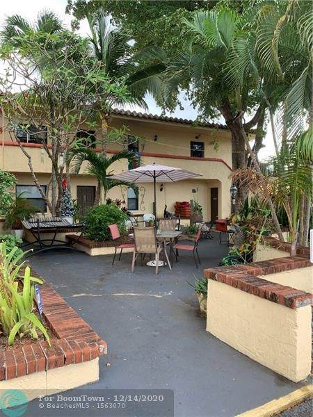 2300 NE 6th Ave, Wilton Manors, FL 33305 (MLS #F10262581) :: Miami Villa Group
