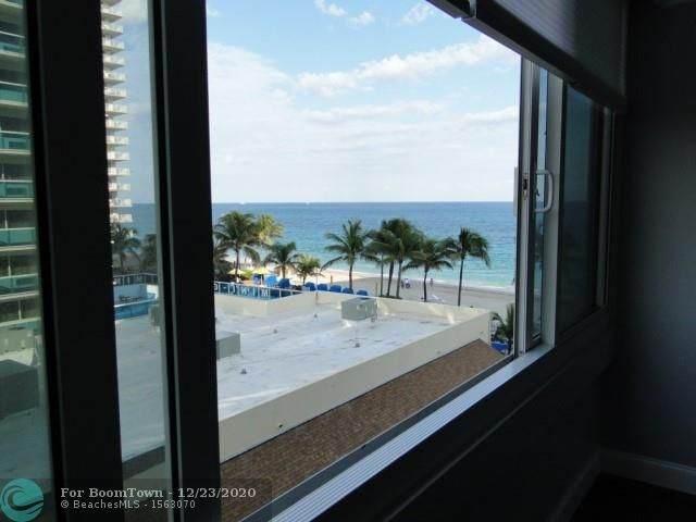 4040 Galt Ocean Dr #431, Fort Lauderdale, FL 33308 (MLS #F10262942) :: Patty Accorto Team