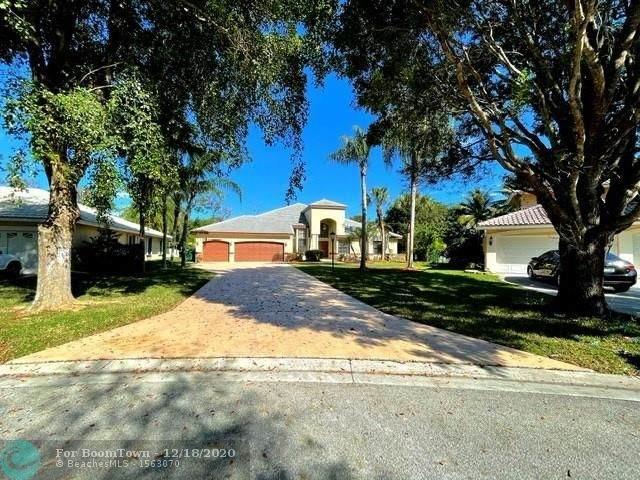 5182 Chardonnay Dr, Coral Springs, FL 33067 (MLS #F10263034) :: Laurie Finkelstein Reader Team