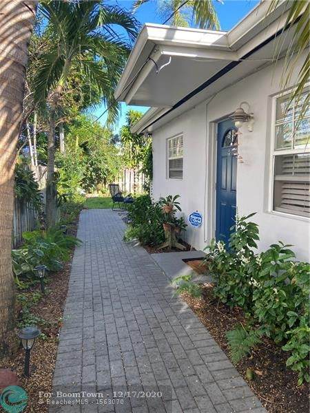 832 NE 16th Ter, Fort Lauderdale, FL 33304 (MLS #F10263187) :: THE BANNON GROUP at RE/MAX CONSULTANTS REALTY I