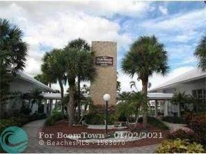 2701 E Golf Blvd #2015, Pompano Beach, FL 33064 (MLS #F10264624) :: THE BANNON GROUP at RE/MAX CONSULTANTS REALTY I