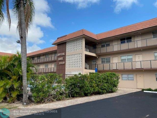 3930 Crystal Lake Dr #306, Deerfield Beach, FL 33064 (MLS #F10264690) :: Berkshire Hathaway HomeServices EWM Realty