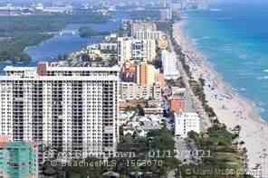 1201 S Ocean Dr 104N, Hollywood, FL 33019 (MLS #F10265193) :: Patty Accorto Team