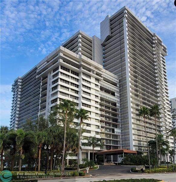 4280 Galt Ocean Dr 2 J, Fort Lauderdale, FL 33308 (MLS #F10265230) :: Green Realty Properties