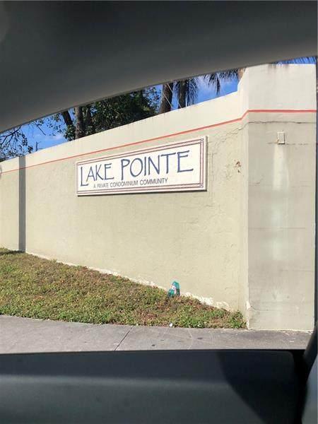 211 Lake Pointe Dr #208, Oakland Park, FL 33309 (MLS #F10265255) :: Green Realty Properties