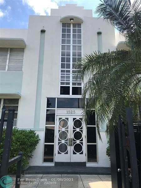 1525 Meridian Ave #209, Miami Beach, FL 33139 (MLS #F10265437) :: Castelli Real Estate Services