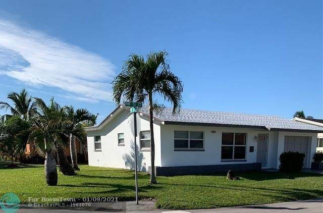 5000 NW 51st Ct, Tamarac, FL 33319 (MLS #F10265489) :: THE BANNON GROUP at RE/MAX CONSULTANTS REALTY I