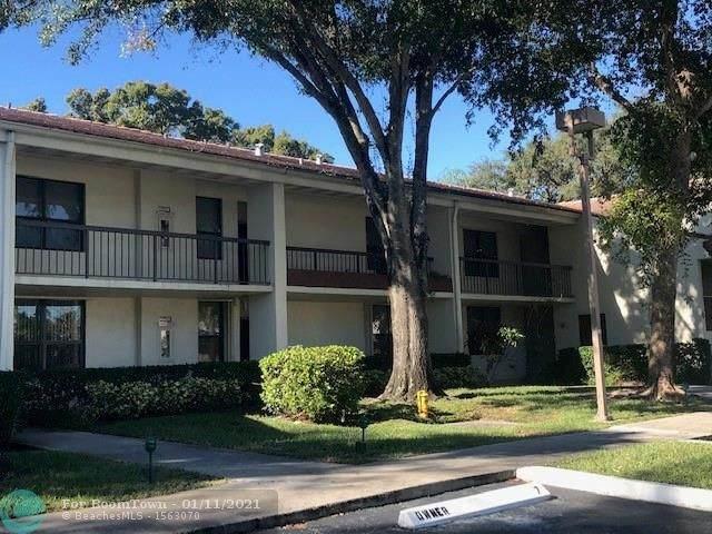 7380 NW 1st St #103, Plantation, FL 33317 (MLS #F10265693) :: Castelli Real Estate Services