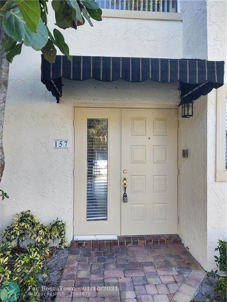 7200 NW 2nd Ave #157, Boca Raton, FL 33487 (MLS #F10265868) :: THE BANNON GROUP at RE/MAX CONSULTANTS REALTY I