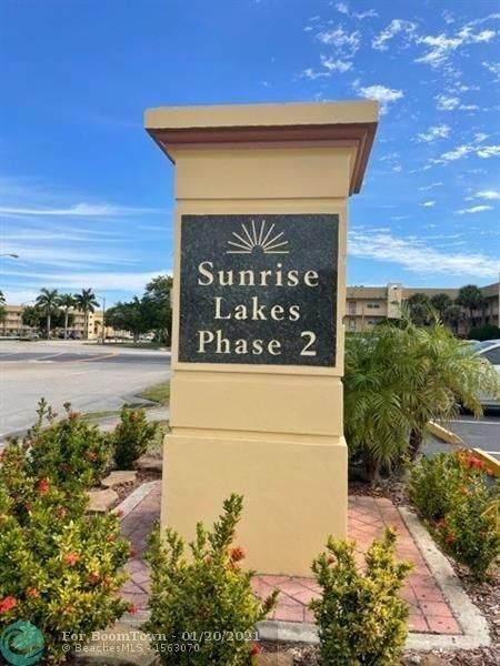 8200 Sunrise Lakes Blv #302, Sunrise, FL 33322 (#F10266061) :: The Power of 2 | Century 21 Tenace Realty