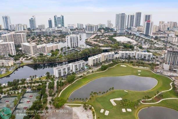 300 Diplomat Pkwy #302, Hallandale Beach, FL 33009 (MLS #F10266545) :: Green Realty Properties