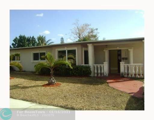 3230 NW 4TH ST, Lauderhill, FL 33311 (MLS #F10266663) :: Berkshire Hathaway HomeServices EWM Realty