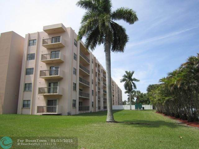 1301 NE 7th St #418, Hallandale, FL 33009 (#F10266707) :: The Reynolds Team/ONE Sotheby's International Realty