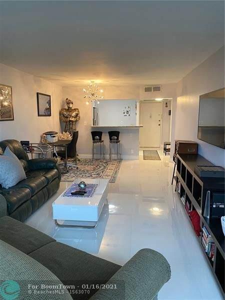 6500 Cypress Rd #509, Plantation, FL 33317 (MLS #F10266866) :: Berkshire Hathaway HomeServices EWM Realty
