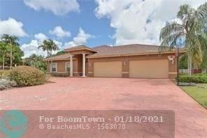 4770 NW 74th Pl, Pompano Beach, FL 33073 (MLS #F10267017) :: Berkshire Hathaway HomeServices EWM Realty